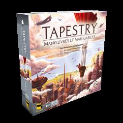 Tapestry : Manœuvres et manigances