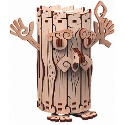 Mr. Playwood - Tirelire Esprit de la forêt