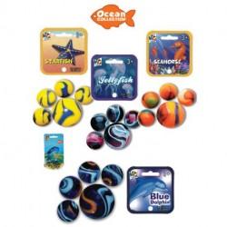 Billes assorties série 'Ocean'