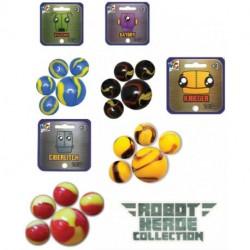 Billes assorties série 'Robot Heroes'