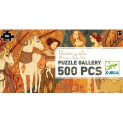 Puzzle gallery : Unicorn Garden