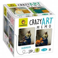 Mémory Crazy Art