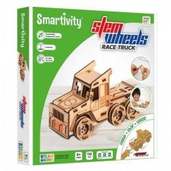 Smartivity La voiture de course propulsée