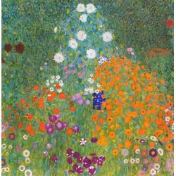 Gustav Klimt - Jardin agricole
