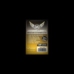 Étuis protège-cartes (sleeves) Mayday 41x63mm premium (paquet de 50)