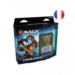 Magic The Gathering : Kaldheim  Deck Commander Prémonition Fantômatique