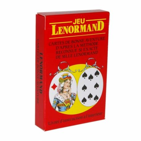 Le jeu Lenormand