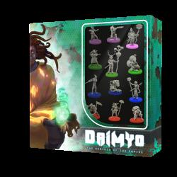 Daimyo - set de miniatures