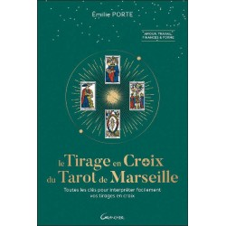 Le tirage en croix du tarot de Marseille