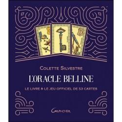 Oracle Belline coffret livre et le jeu officiel de 54 cartes