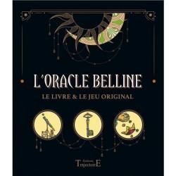 L'oracle Belline Coffret livre et le jeu