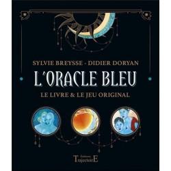 L'oracle Bleu Coffret livre et jeu original