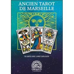 Ancien  Tarot de Marseille coffret