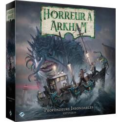 Horreur à Arkham (3ème édition) - extension Profondeurs insondables