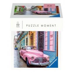 Puzzle Moment : Perroquet