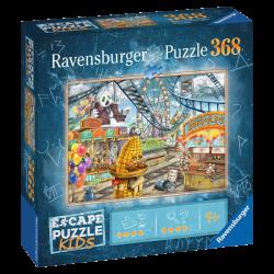 Escape puzzle kids - Parc d'attractions
