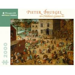 Pieter Bruegel: Children's Games