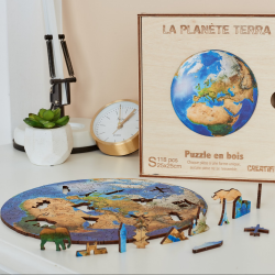 la Planète Terra