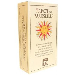 Tarot de Marseille réédition du jeu Nicolas Conver