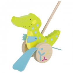 Crocodile, animal à pousser, Susibelle