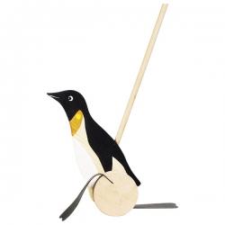 Pingouin à pousser