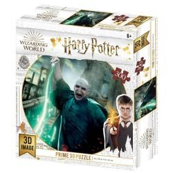 Puzzle Harry Potter effet 3D - Voldemort
