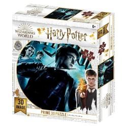 Puzzle Harry Potter effet 3D - Gryffondor