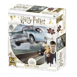 Puzzle Harry Potter effet 3D - Ford Anglia