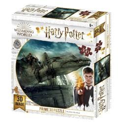 Puzzle Harry Potter effet 3D - Norbert