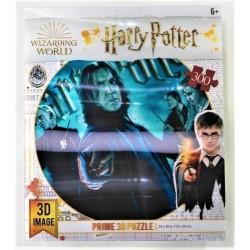 Puzzle Harry Potter effet 3D - Serpentard