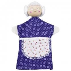 Marionnette grand-mère