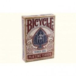 Bicycle 1900 bleues