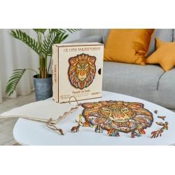 le Lion Majestueux