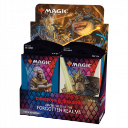 Magic the Gathering : Forgotten realms Booster à thème (version anglaise)