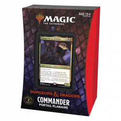 Magic The Gathering : Forgotten realms Deck Commander