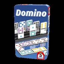 Domino Double Neuf boîte métal
