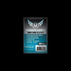 Étuis protège-cartes (sleeves) Mayday 45x68mm (paquet de 100)