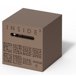 Inside Cube marron Vicious