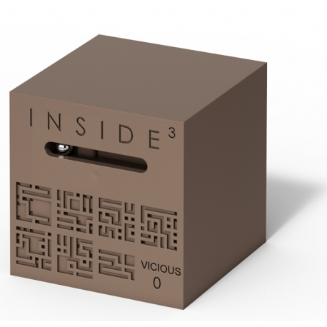 Inside Cube marron Vicious