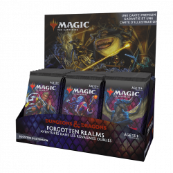 Magic the Gathering : Forgotten Realms booster d'extension