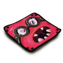 Piste de dés Cool Monster Pink