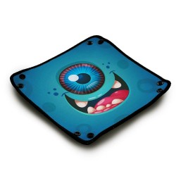 Piste de dés Happy Cyclope Blue Monster