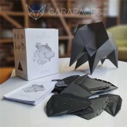 Carapaces by Doug - Noir