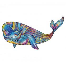 la Baleine Bleue
