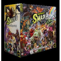 Smash Up : l'Enorme Boîte pour Geek