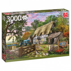 The Farmer's Cottage - Dominic Davison