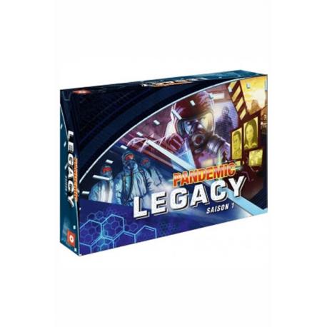 Pandemic Legacy Bleu