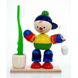 Sabliers brosse à dents Lucas