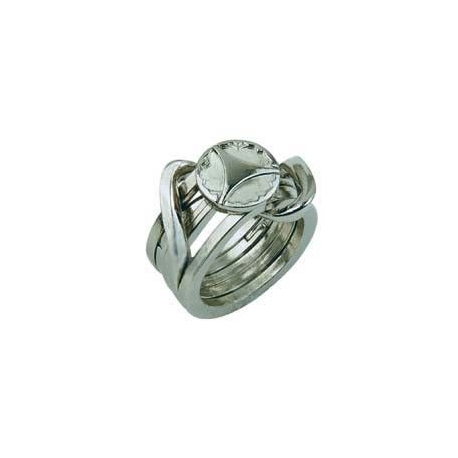 Hanayama Ring 2 (Difficulté 5)