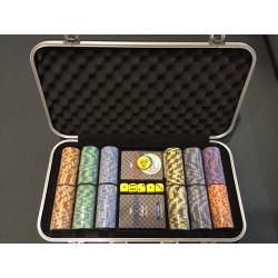 Mallette Poker Monte-Carlo